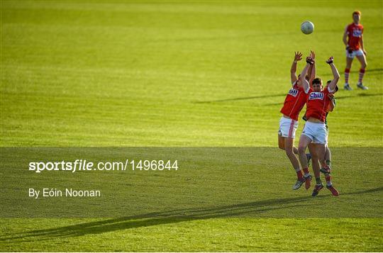 Kerry v Cork - Electric Ireland Munster GAA Football Minor Championship semi-final