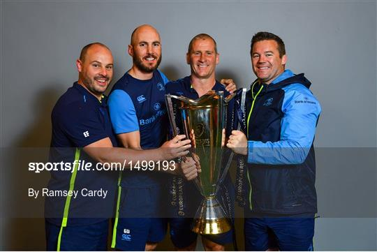 Leinster v Racing 92 - European Rugby Champions Cup Final