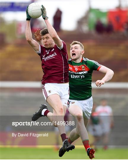 Mayo v Galway - Junior Championship Final