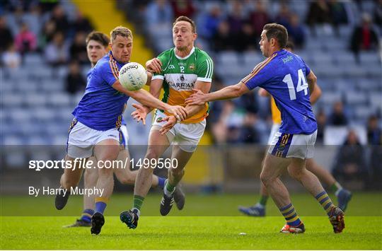 Offaly v Wicklow - Leinster GAA Football Senior Championship Preliminary Round