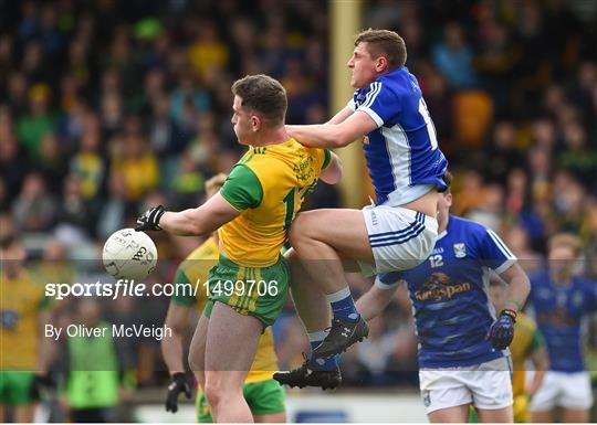 Donegal v Cavan - Ulster GAA Football Senior Championship Preliminary Round