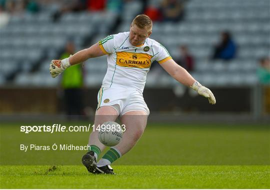 Offaly v Wicklow - Leinster GAA Football Senior Championship Preliminary Round