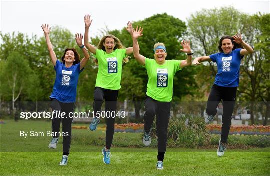 2018 SSE Airtricity Dublin Marathon Launch