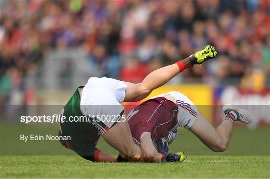 Mayo v Galway - Connacht GAA Football Senior Championship Quarter-Final