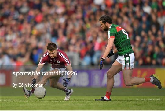 Mayo v Galway - Connacht GAA Football Senior Championship Quarter-Final
