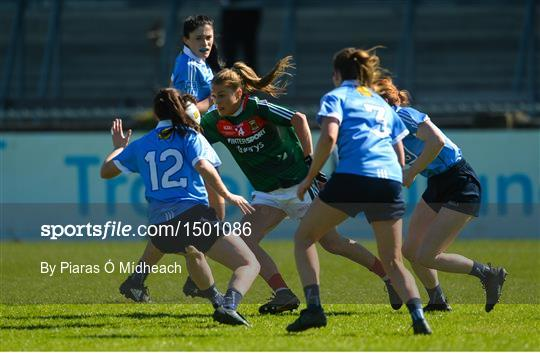 Dublin v Mayo - Lidl Ladies Football National League Division 1 Final