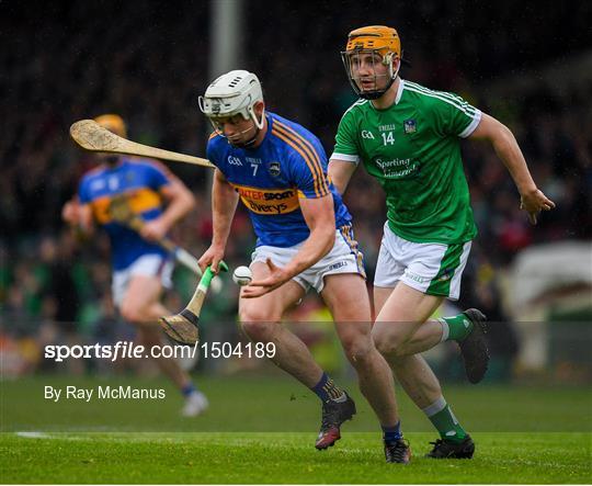 Limerick v Tipperary - Munster GAA Hurling Senior Championship Round 1