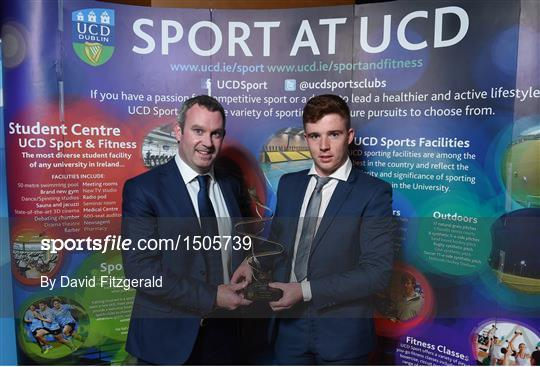 Bank of Ireland AUC Sports Awards 2018