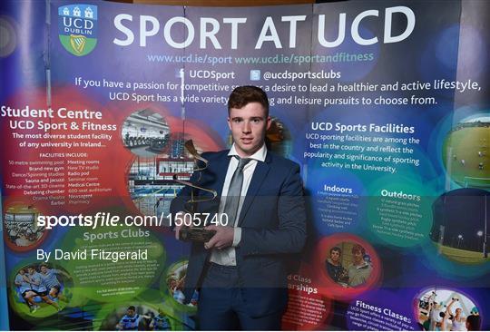 Bank of Ireland AUC Sports Awards 2018