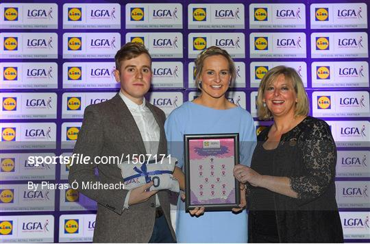 Lidl Teams of the 2018 Ladies National Football League