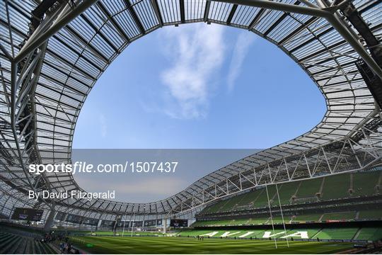 Leinster v Scarlets - Guinness PRO14 Final