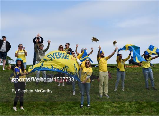 Ireland v Sweden – EDSO European Championships