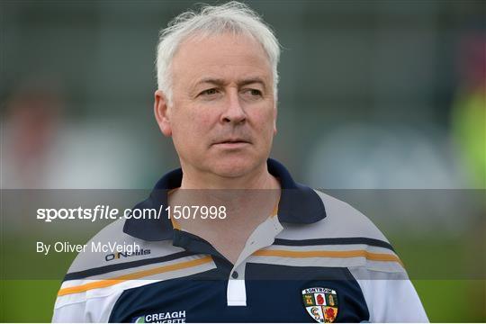 Down v Antrim - Ulster GAA Football Senior Championship Quarter-Final