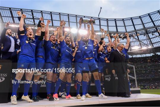 Leinster v Scarlets - Guinness PRO14 Final