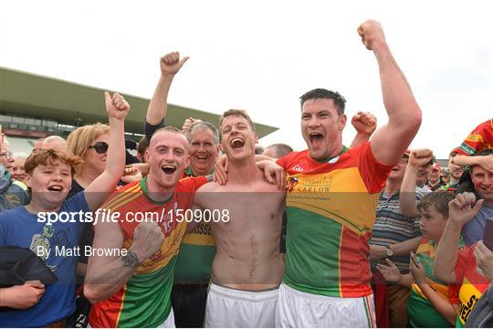 Carlow v Kildare - Leinster GAA Football Senior Championship Quarter-Final