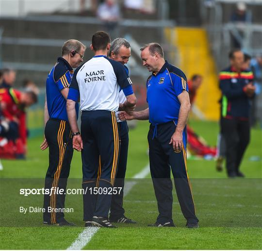 Tipperary v Cork - Munster GAA Hurling Senior Championship Round 2