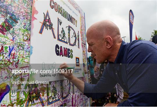 Aldi Community Games Festival - Day 1