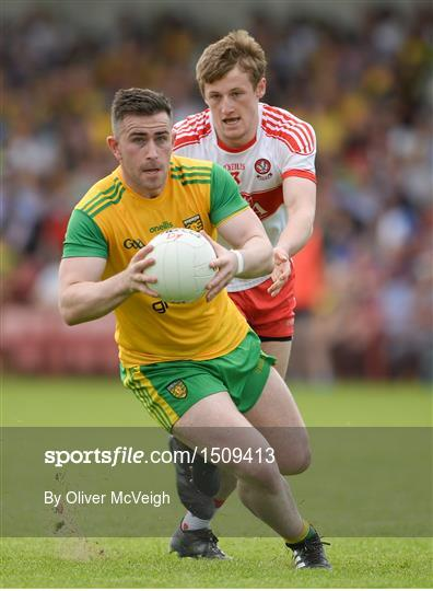 Derry v Donegal - Ulster GAA Football Senior Championship Quarter-Final