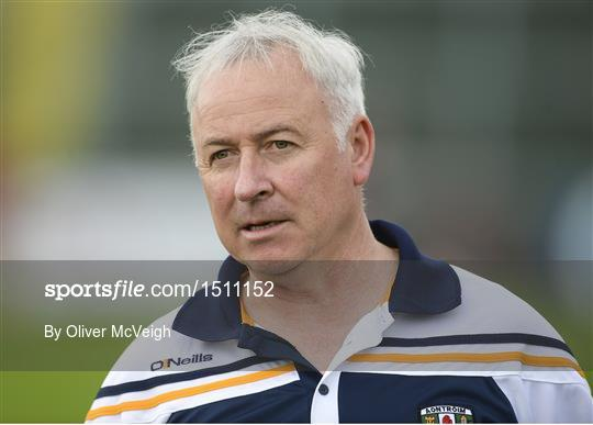 Down v Antrim - Ulster GAA Football Senior Championship Quarter-Final