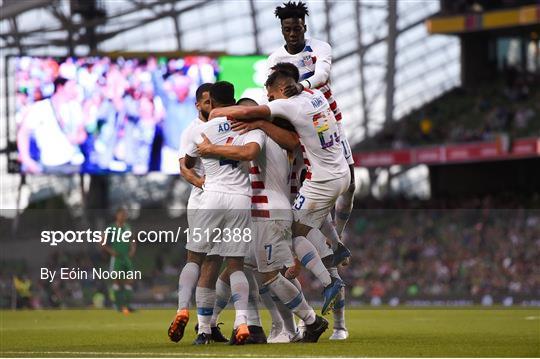 Republic of Ireland v United States - International Friendly