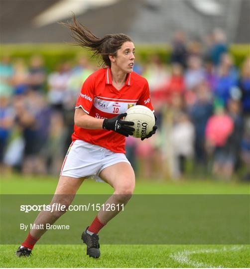 Tipperary v Cork - TG4 Munster Senior Ladies Football Championship semi-final