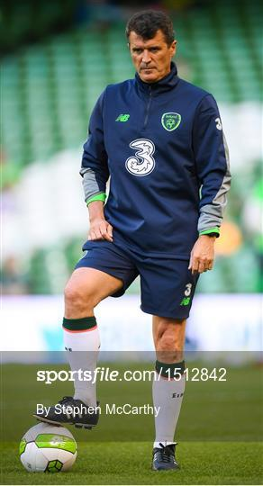 Republic of Ireland v United States - International Friendly