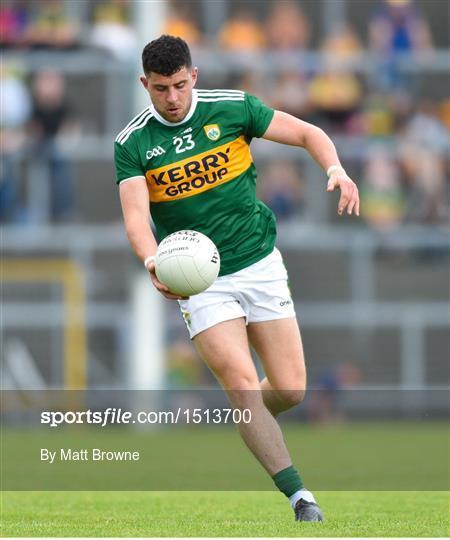 Kerry v Clare - Munster GAA Football Senior Championship semi-final