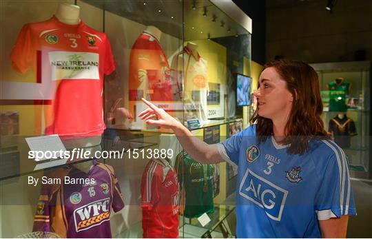GAA Museum 20th anniversary Exhibition Launch