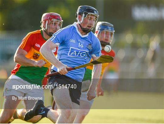 Carlow v Dublin - Bord Gais Energy Leinster Under 21 Hurling Championship 2018 Round 2