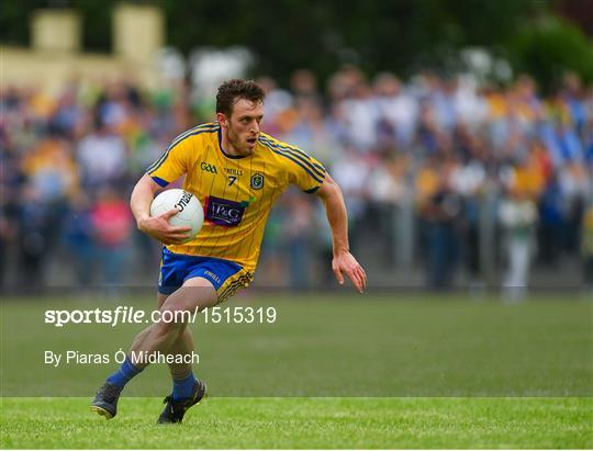 Leitrim v Roscommon - Connacht GAA Football Senior Championship semi-final