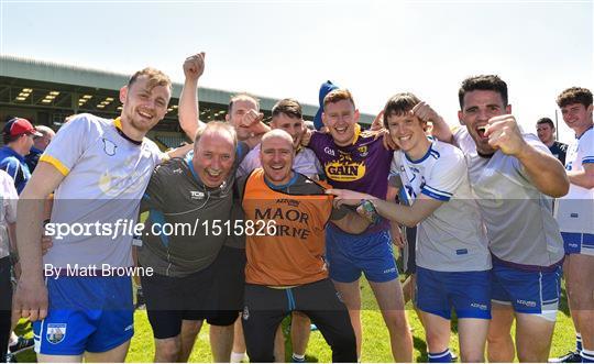 Wexford v Waterford - GAA Football All-Ireland Senior Championship Round 1