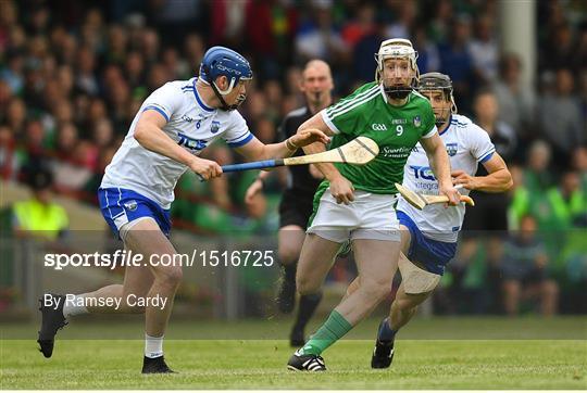 Limerick v Waterford - Munster GAA Hurling Senior Championship Round 4