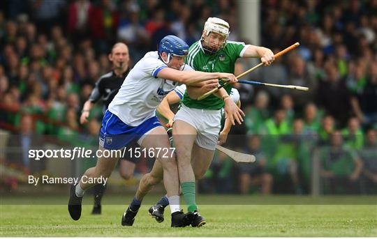 Limerick v Waterford - Munster GAA Hurling Senior Championship Round 4