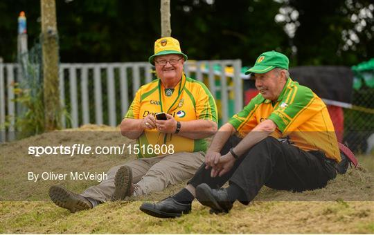 Donegal v Down - Ulster GAA Football Senior Championship Semi-Final