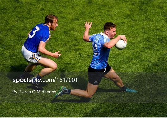 Dublin v Longford - Leinster GAA Football Senior Championship Semi-Final