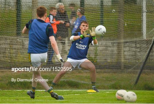 Limerick v Kerry - EirGrid Munster GAA Football U20 Championship quarter-final