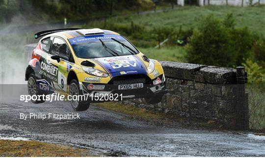 Joule Donegal International Rally - Day 2