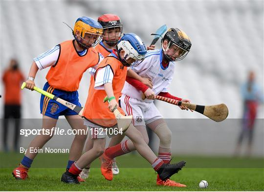 2018 BGE #HurlingToTheCore training camp
