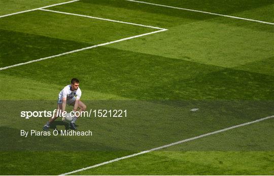 Carlow v Laois - Leinster GAA Football Senior Championship Semi-Final