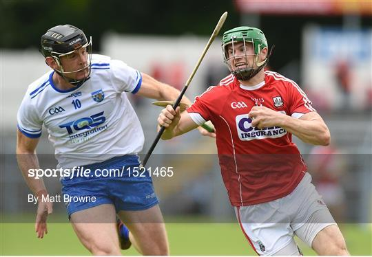Waterford v Cork - Munster GAA Hurling Senior Championship Round 5