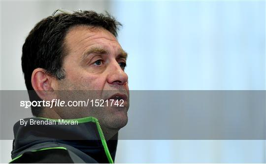 Ireland Rugby Press Conference