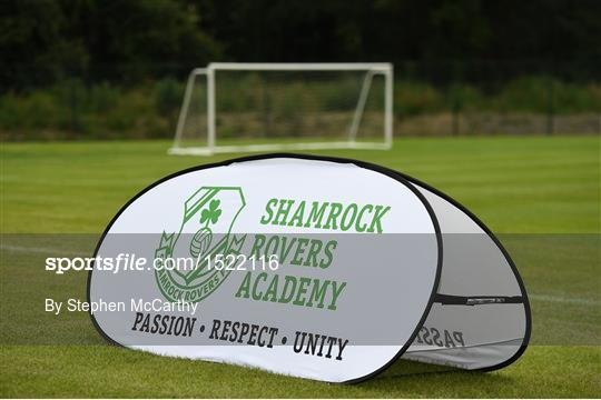 Official Opening of Shamrock Rovers Pitches & Facilities