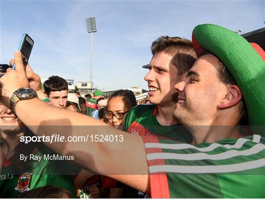 Tipperary v Mayo - GAA Football All-Ireland Senior Championship Round 2