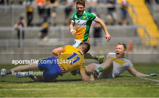 Offaly v Clare - GAA Football All-Ireland Senior Championship Round 2