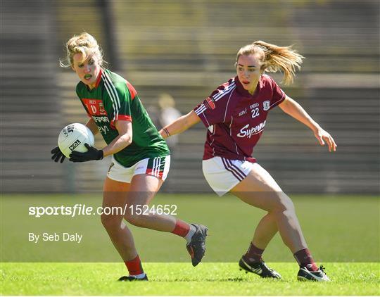 Mayo v Galway – TG4 Connacht Ladies Senior Football Final