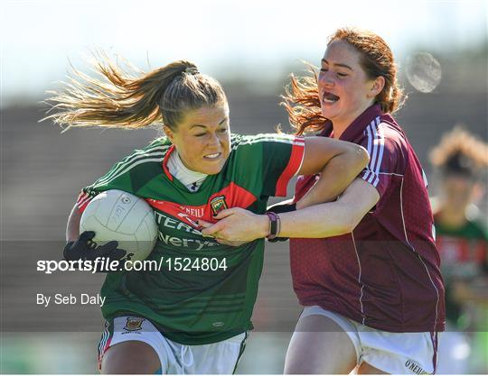 Mayo v Galway – TG4 Connacht Ladies Senior Football Final