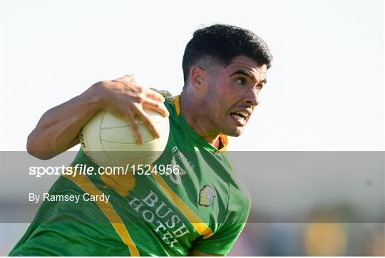 Leitrim v Louth - GAA Football All-Ireland Senior Championship Round 2
