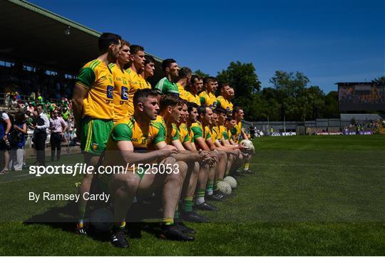 Donegal v Fermanagh - Ulster GAA Football Senior Championship Final