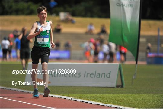 Irish Life Health Tailteann Games T&F Championships