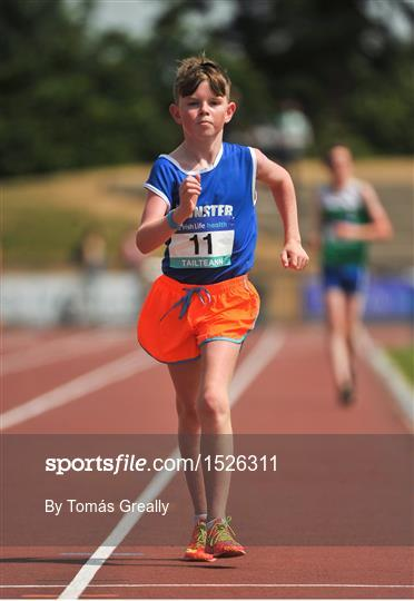 Irish Life Health Tailteann Games T&F Championships